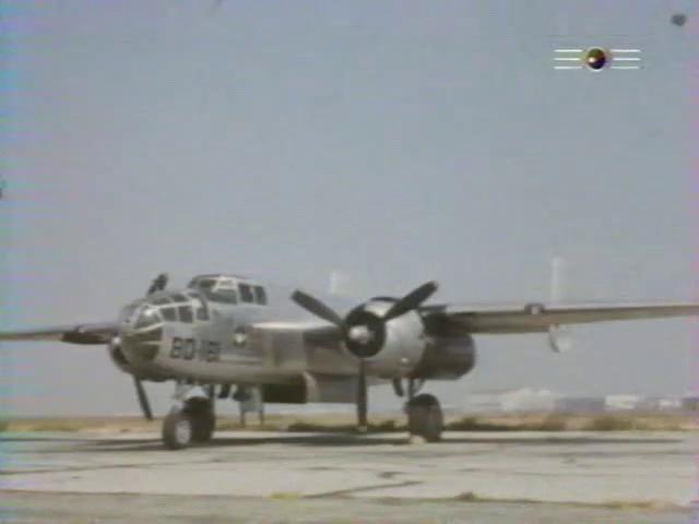 Documentaire Les ailes de légende – North American B25 Mitchell
