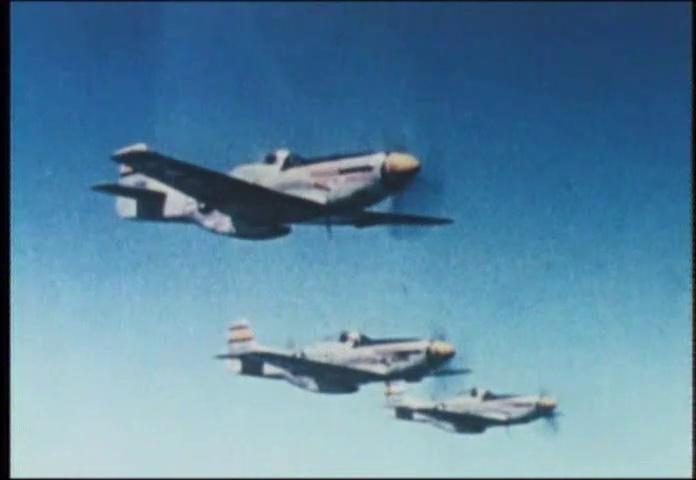 Documentaire Les ailes de légende – P47 Thunderbolt