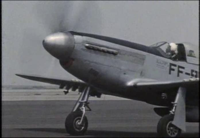 Documentaire Les ailes de légende – P51 Mustang