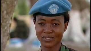 Documentaire Les femmes dans le maintien de la paix: une force pour la paix