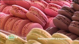 Documentaire Les macarons Ladurée