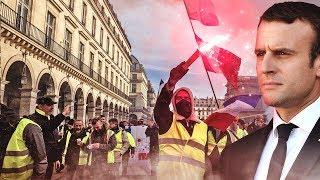 Documentaire Macron et les gilets jaunes, l'histoire secrète