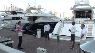 Documentaire Mon hôtel de luxe au Émirats