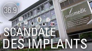 Documentaire Scandale des implants défectueux