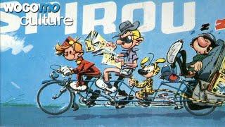 Spirou - L'évolution d'une icône de la BD : de Rob-Vel à Jijé, Morris et Franquin