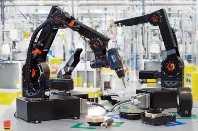 L'automatisation dans l'industrie agroalimentaire