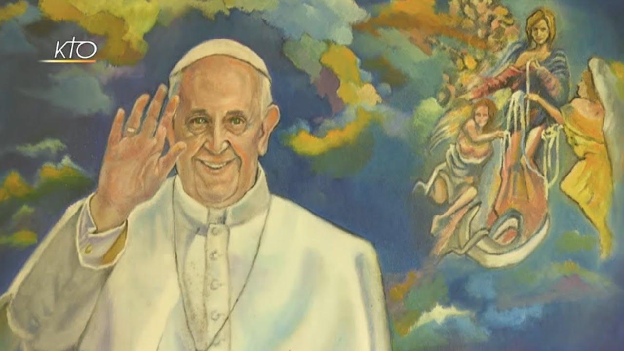 Documentaire A la source du pape François