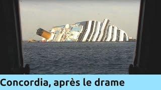 Documentaire Concordia, après le drame