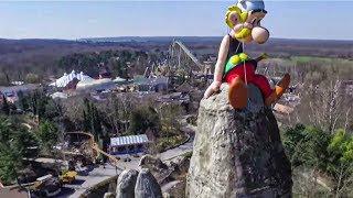 Documentaire Dans les coulisses du plus gaulois des parcs d'attractions