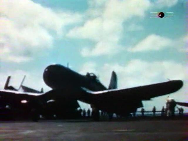 Documentaire Les ailes de légende – F4U Corsair