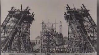 Documentaire Les Grandes constructions  – La Tour Eiffel