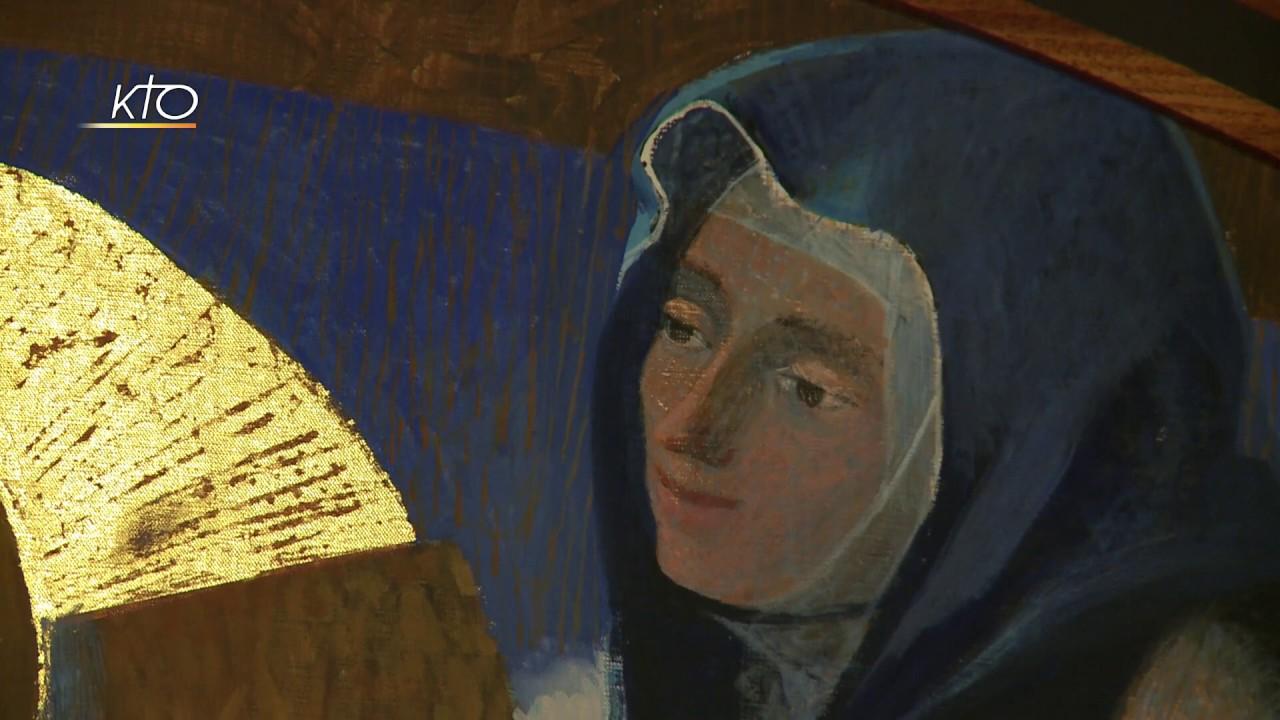 Documentaire Marie dans l'année liturgique