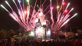 Documentaire Noël à Disneyland
