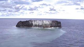 Documentaire Volcan : naissance d'une île