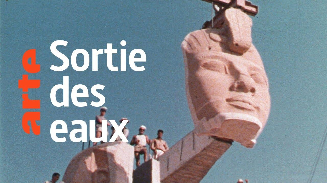 Documentaire 1964, Abou Simbel sauvé des eaux