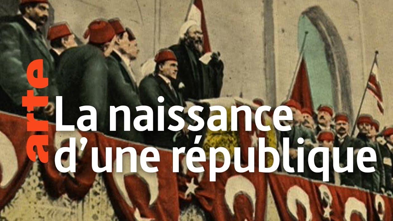 Documentaire Avènement de la République turque – La fin des Ottomans