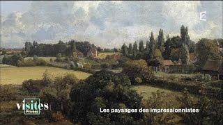Documentaire Barbizon, ville des peintres