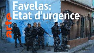 Documentaire Brésil : les favelas sous tension
