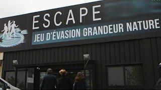 Documentaire Escape game : le nouveau jeu phénomène