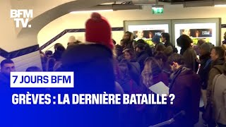 Documentaire Grèves : la dernière bataille ?