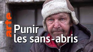 Documentaire Hongrie : délit de pauvreté