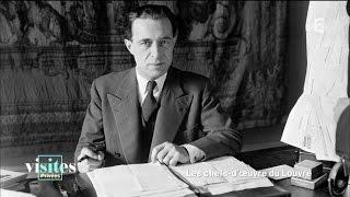 Documentaire Jaujard, l'homme qui a sauvé le Louvre pendant la 2ème Guerre Mondiale