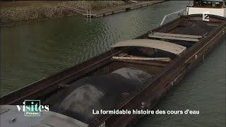 Documentaire La formidable histoire des cours d'eau