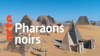 Documentaire Le royaume perdu des pharaons noirs