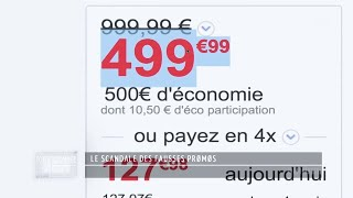 Documentaire Le scandale des fausses promos