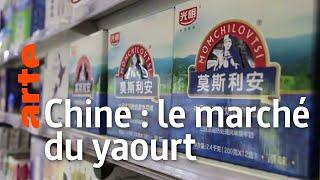 Documentaire Le yaourt bulgare qui rend fou les chinois