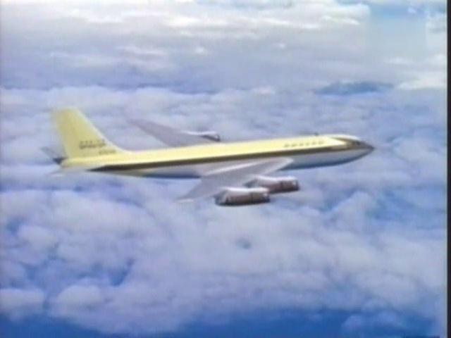 Les ailes de légende - Boeing B47 Stratojet