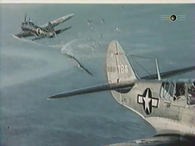 Documentaire Les ailes de légende – Curtiss P40