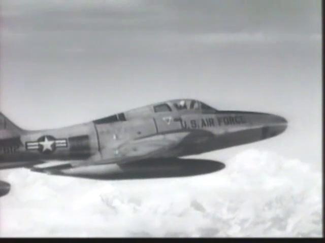Documentaire Les ailes de légende – F84 ThunderJet