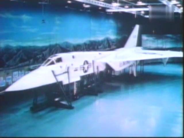Documentaire Les ailes de légende – North American Aviation F100 Super Sabre