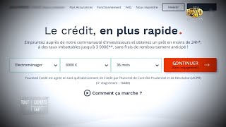 Documentaire Les pièges du crédit à la consommation