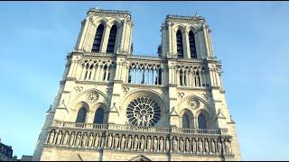 Documentaire Notre-Dame de Paris comme vous ne l'avez jamais vue !