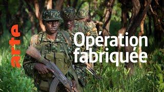 Documentaire Opération Kony : croisade américaine en Afrique