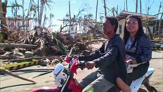 Documentaire Philippines : sur les traces du Typhon