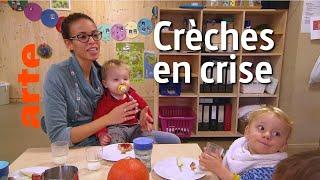 Documentaire Pénurie d'éducateurs dans les crèches
