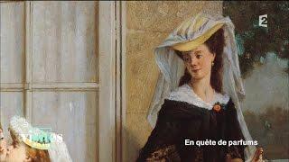 Documentaire Portrait de l'homme qui ressuscite les parfums de Marie-Antoinette