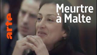 Documentaire Retour sur le meurtre de la journaliste Daphne Caruana Galizia à Malte