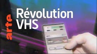 Documentaire Révolution VHS : histoire d'un objet qu'on a tous rembobiné