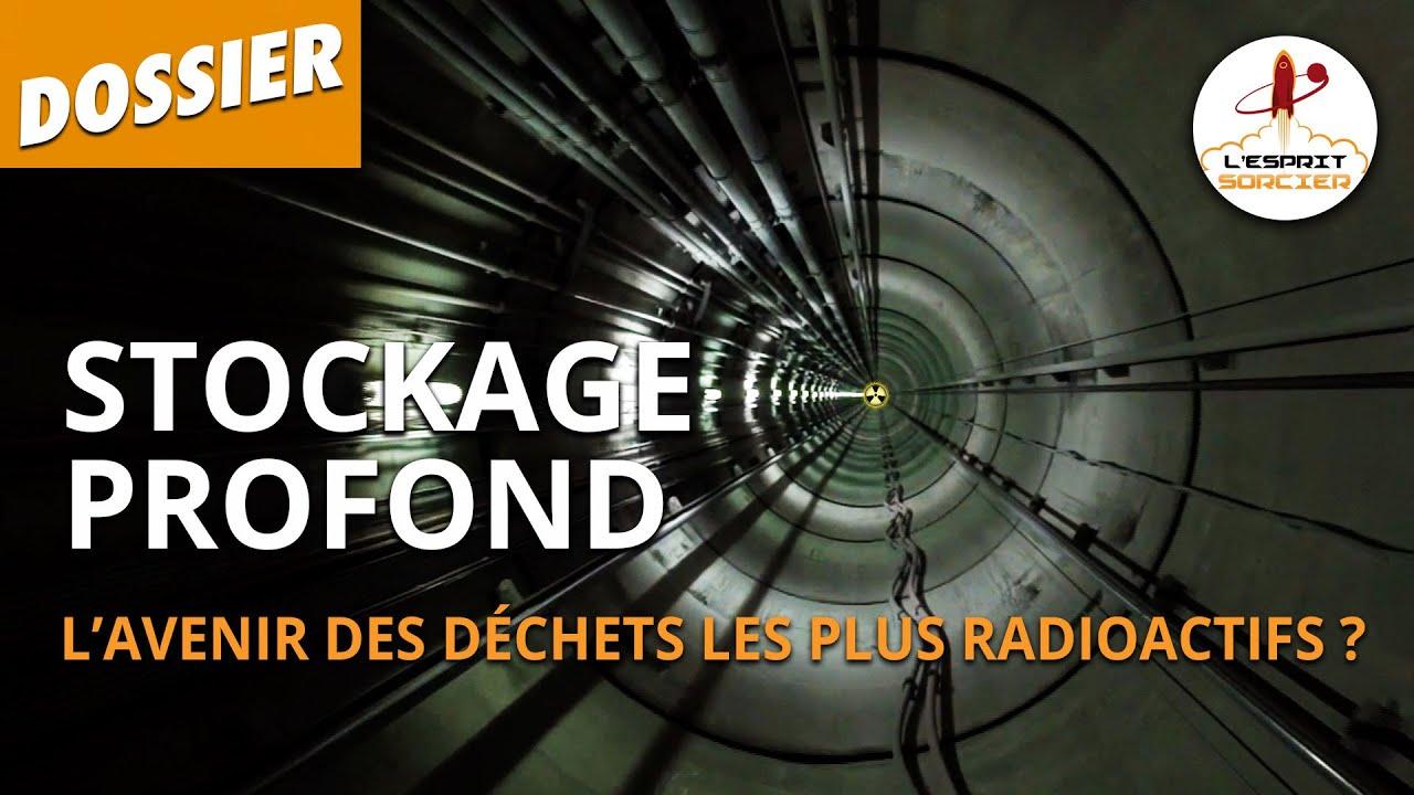 Documentaire Stockage profond : l'avenir des déchets les plus radioactifs ?
