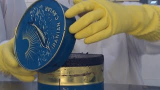 Documentaire L'esturgeon pour son caviar