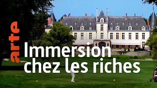 Documentaire Une vie de château : rapports de classe et rêves de pouvoir