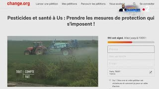 Documentaire Villages : la guerre des pesticides