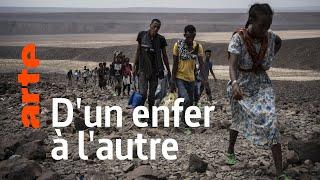 Documentaire Yémen : la route des migrants éthiopiens