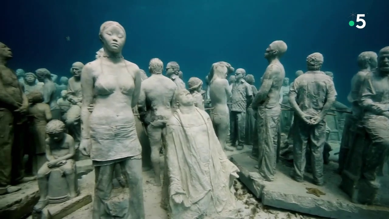 Documentaire Épaves, l'or des grands fonds