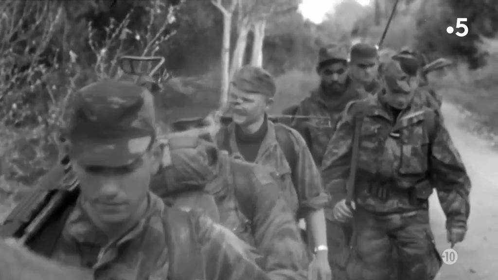 Documentaire Algérie : la guerre des appelés (1/2)