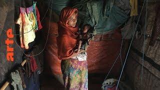 Documentaire Bangladesh : Rohingyas, les enfants de la honte